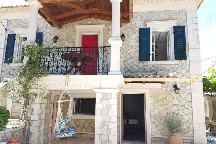 Villa Griekenland, grzak, Loucha Villa GR-29100-07