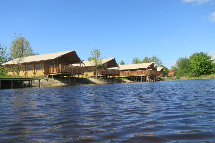 Vakantiehuizen Nederland | Flevoland | Vakantiehuis te huur in Bant   met wifi 6 personen