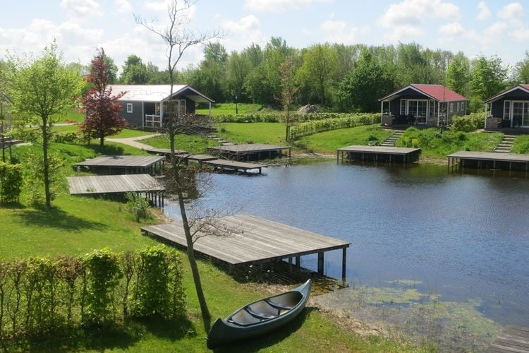 Vakantiehuizen Nederland | Flevoland | Chalet te huur in Bant   met wifi 16 personen