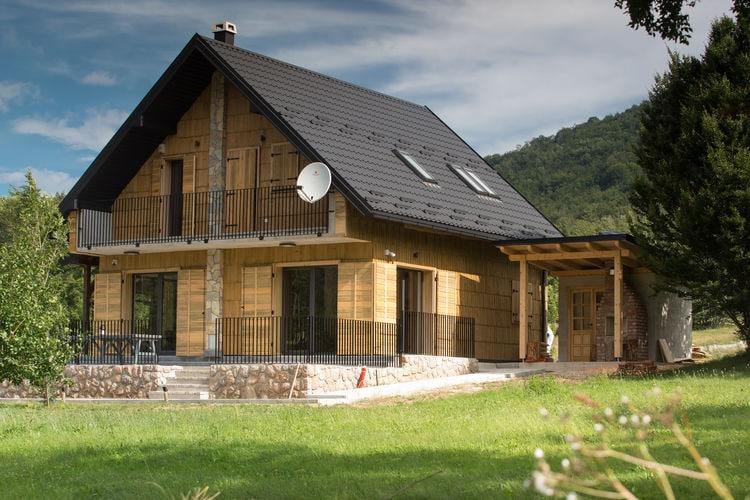 Chalet Kroatië, Dalmatie, Baške Oštarije Chalet HR-00012-66