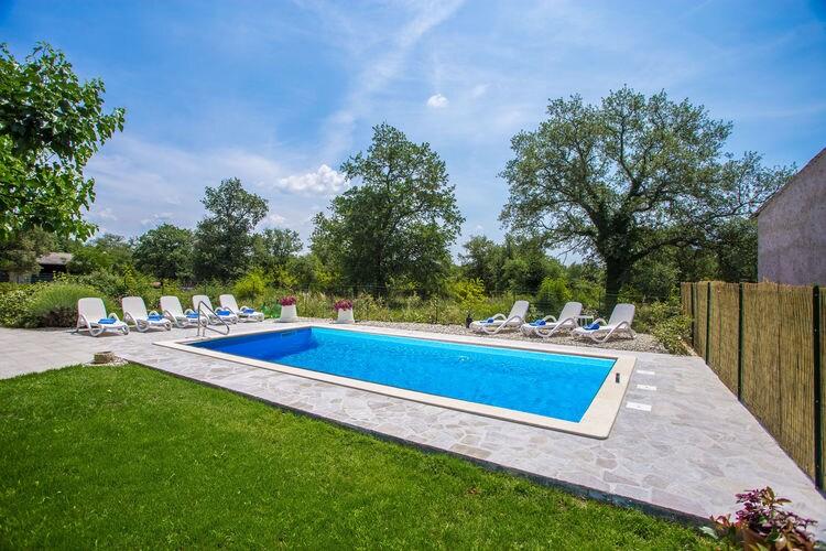 Villa Kroatië, Istrie, Sveti Lovrec Villa HR-52448-54