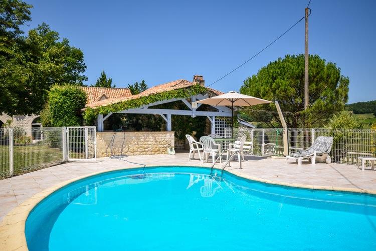 Vakantiehuizen Montlauzun te huur Montlauzun- FR-46800-23 met zwembad  met wifi te huur