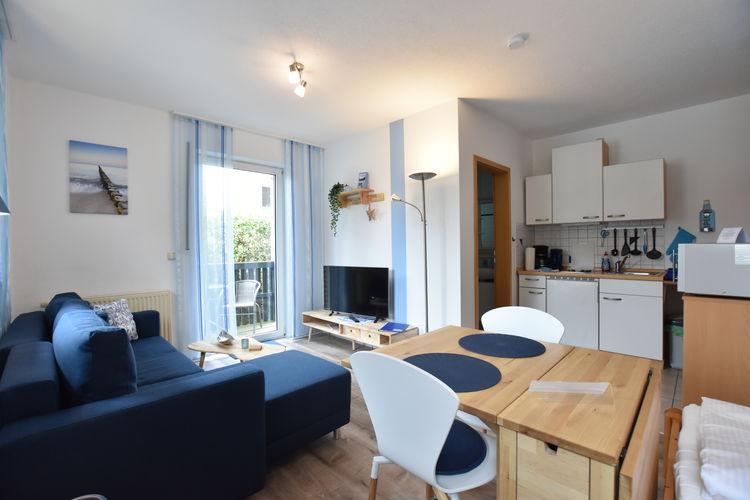 Appartement  met wifi  Timmendorf Strand  Wellenreiter