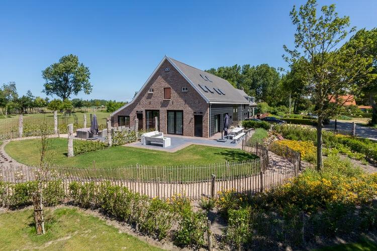 vakantiehuis Nederland, Zeeland, Vrouwenpolder vakantiehuis NL-4354-02