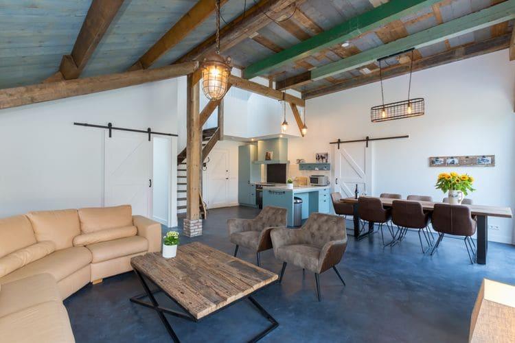 vakantiehuis Nederland, Zeeland, Vrouwenpolder vakantiehuis NL-4354-04