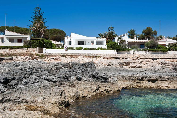 Villa  met wifi  Siracusa  Exclusieve villa aan zee op een schitterende locatie