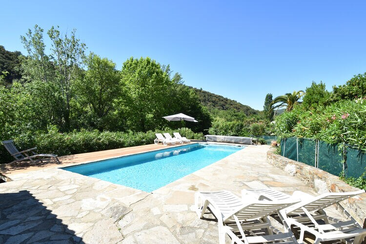 Villa Frankrijk, Languedoc-roussillon, Roquebrun Villa FR-00029-00