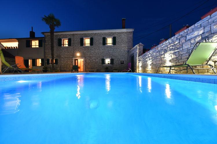 Vakantiewoning Kroatië, Dalmatie, Bukovic vakantiewoning HR-00012-76