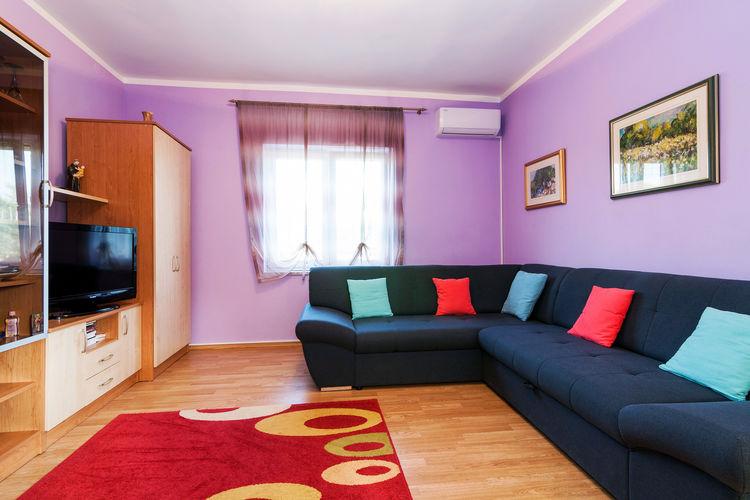 vakantiehuis Kroatië, Dalmatie, Sopot vakantiehuis HR-23420-04