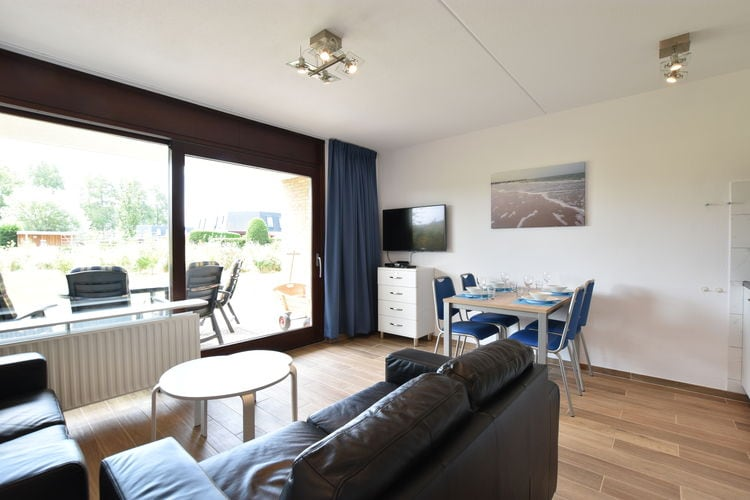 Vakantiewoning Nederland, Zeeland, Nieuwvliet Appartement NL-4504-22