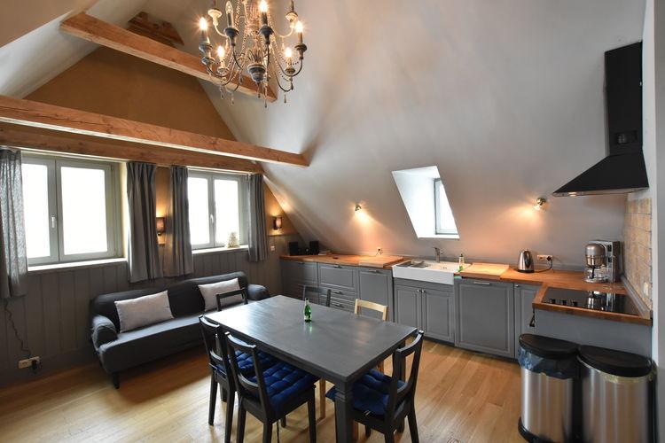 Appartement Duitsland, Ostsee, Kröpelin OT Detershagen Appartement DE-00024-96-04