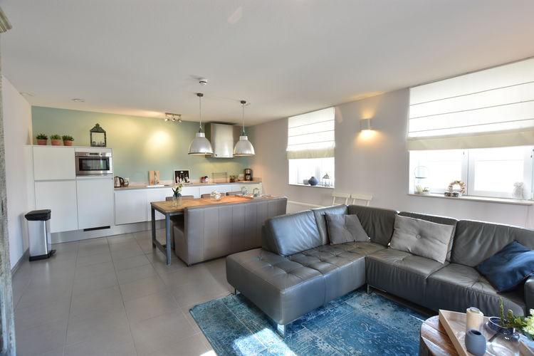Vakantiewoning Nederland, Zeeland, Cadzand Bad Appartement NL-4506-45