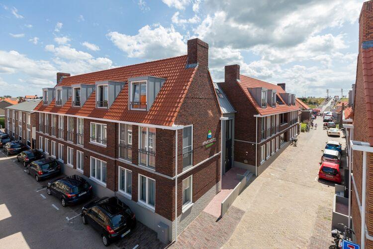 Appartement  met wifi  ZoutelandeAparthotel Zoutelande - 2 pers luxe studio