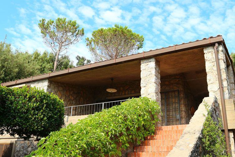 Vakantiewoning  met wifi  Ansedonia, Orbetello  Servadio