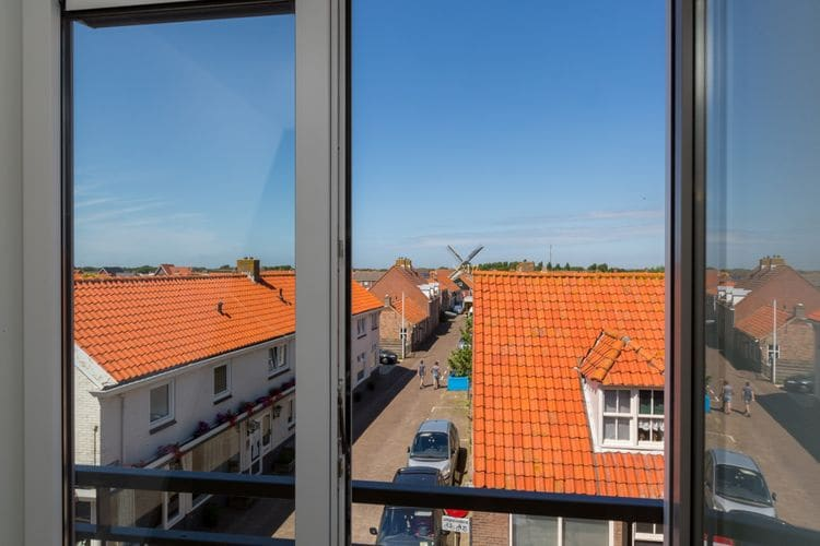 Vakantiewoning Nederland, Zeeland, Zoutelande Appartement NL-4374-06