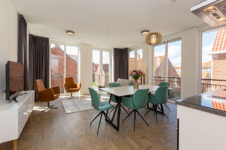 Vakantiewoning Nederland, Zeeland, Zoutelande Appartement NL-4374-07