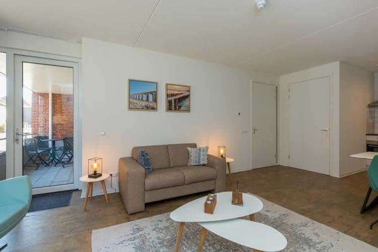 Appartement Nederland, Zeeland, Zoutelande Appartement NL-4374-07