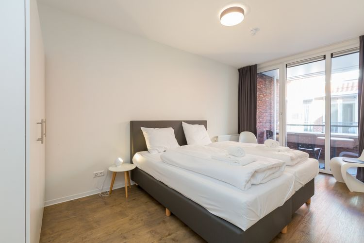 Appartement Nederland, Zeeland, Zoutelande Appartement NL-4374-08
