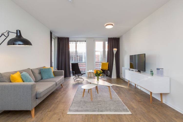 Appartementen Nederland | Zeeland | Appartement te huur in Zoutelande   met wifi 3 personen