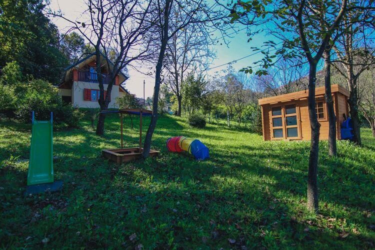 vakantiehuis Kroatië, Dalmatie, Tuhelj vakantiehuis HR-49215-01