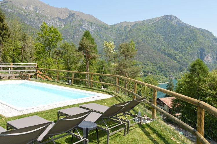 Vakantiehuizen Ledro te huur Ledro- IT-38060-50 met zwembad  met wifi te huur