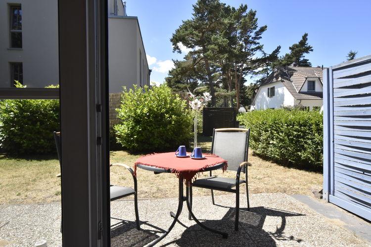 Appartement  met wifi  Dierhagen-StrandAkazie 15 Dierhagen
