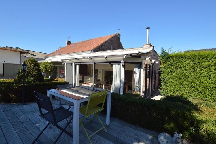 Vakantiehuizen Belgie | Brabant | Villa te huur in Tienen   met wifi 8 personen