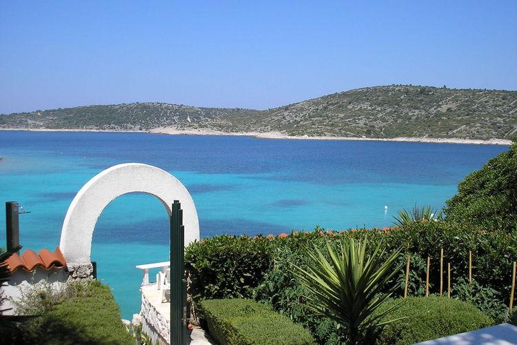 vakantiehuis Kroatië, Dalmatie, Rogoznica, Dvornice-Kanica vakantiehuis HR-22203-04