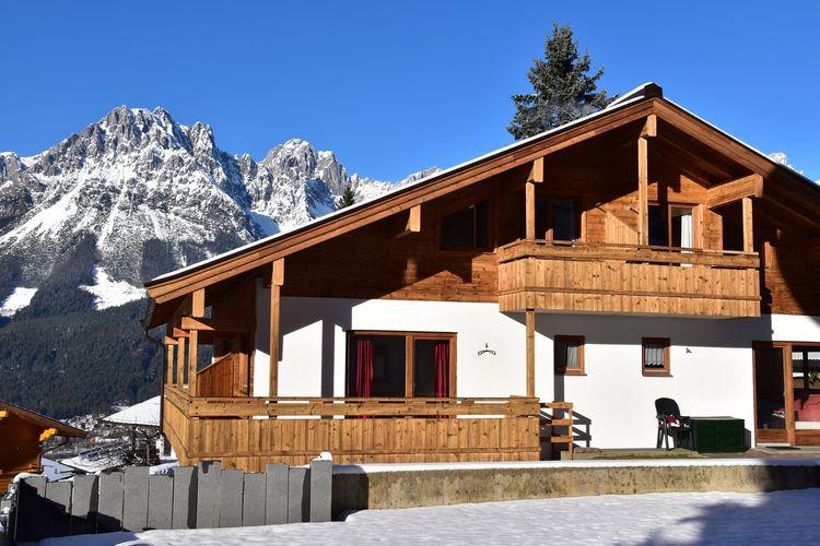 Haus Monika - Alpenrose Top 1 - Apartment - Ellmau