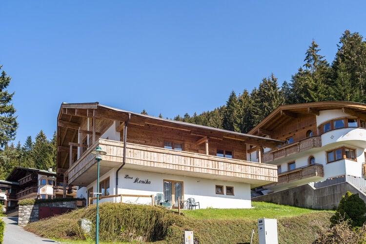 Appartement  met wifi  EllmauHaus Monika - Alpenrose Top 4