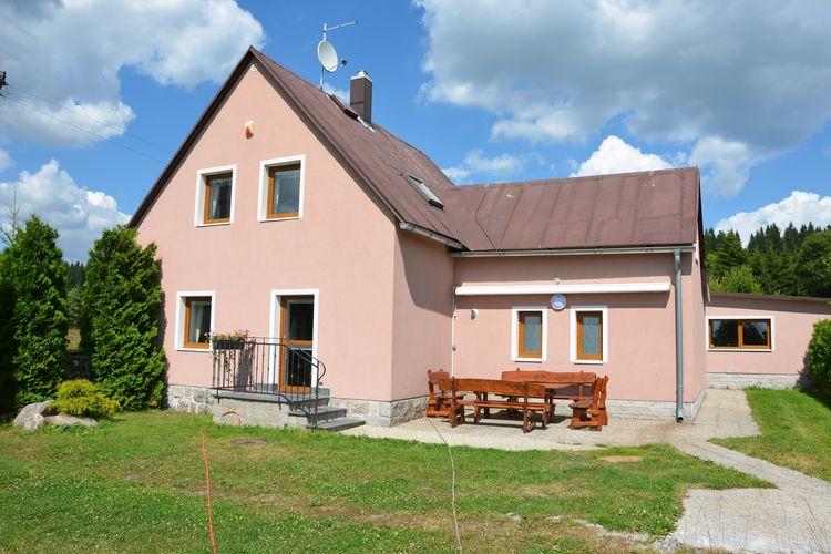 Villa Tsjechië, West-Bohemen, Horní Blatná Villa CZ-36235-05