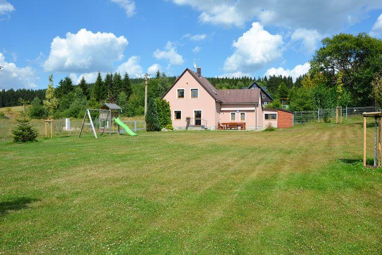 Tsjechie | West-Bohemen | Villa te huur in Horni-Blatna   met wifi 9 personen