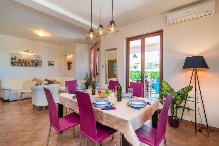 Villa Kroatië, Istrie, Kanfanar Villa HR-52352-37