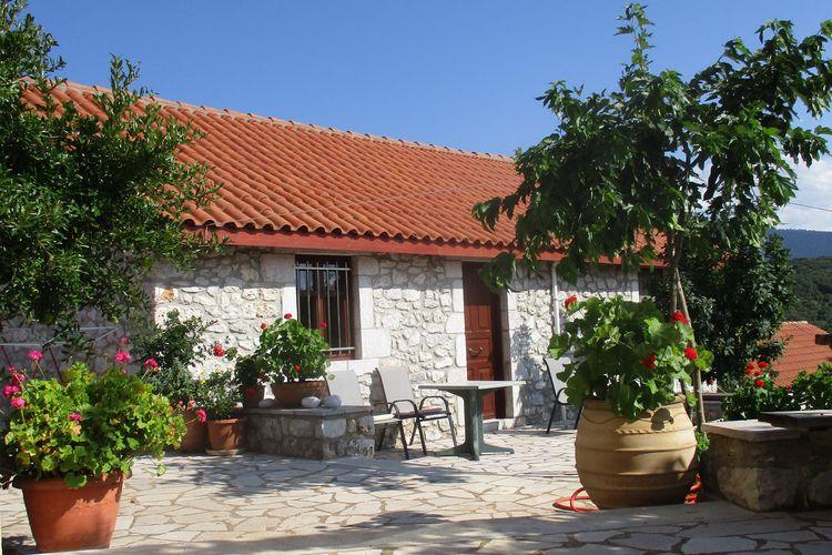 vakantiehuis Griekenland, Peloponnesos, Leonidio vakantiehuis GR-22300-07