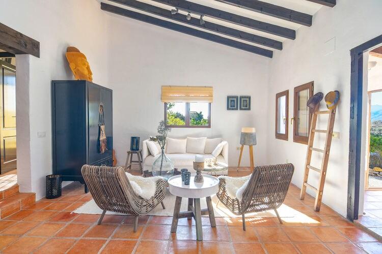 Villa Spanje, Costa Blanca, Benissa Villa ES-00016-84