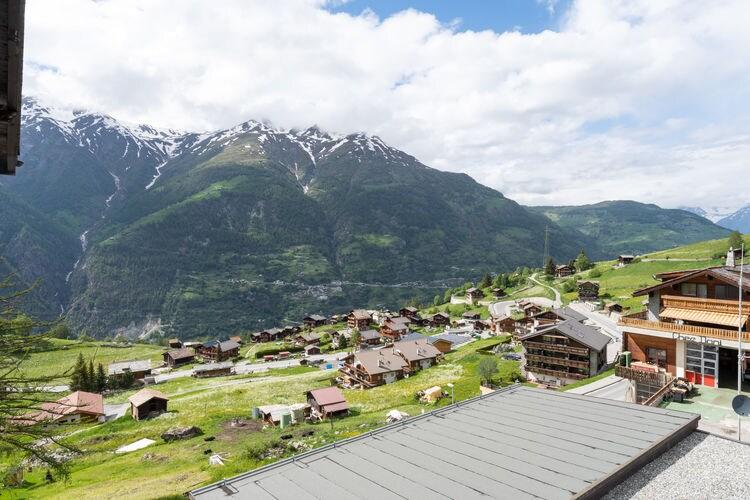 vakantiehuis Zwitserland, Jura, Grächen vakantiehuis CH-3925-46