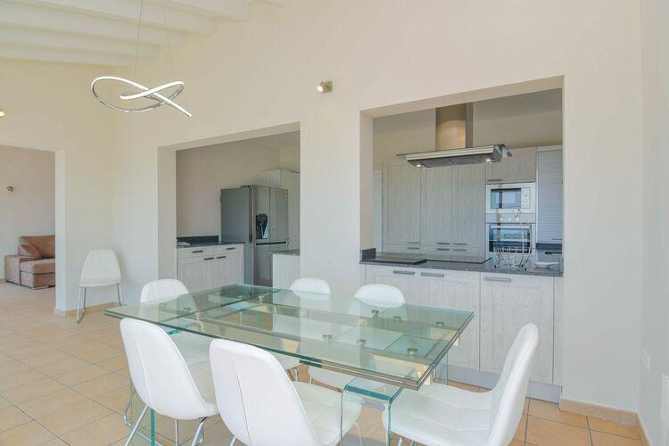 Villa Spanje, Costa Blanca, Moraira Villa ES-00026-100