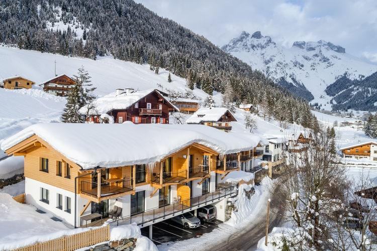 Vakantiehuizen Oostenrijk | Salzburg | Appartement te huur in Werfenweng   met wifi 8 personen