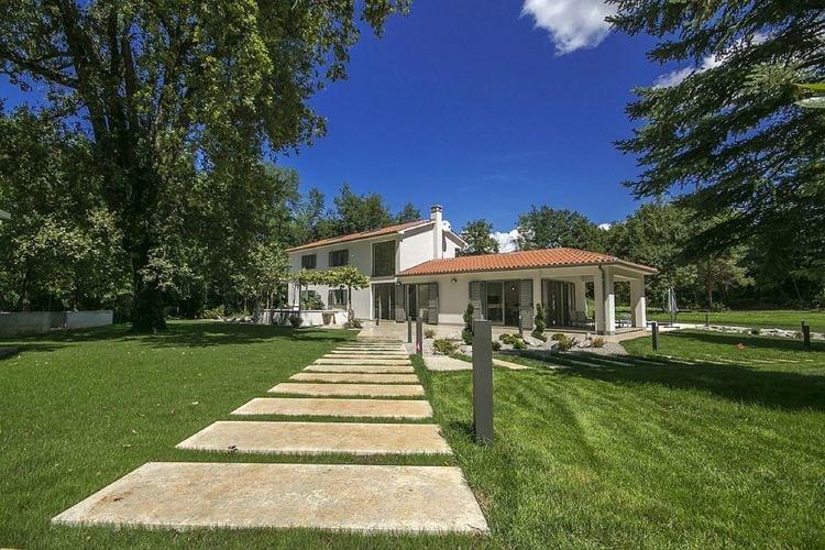 Villa Kroatië, Istrie, Nedescina-Labin Villa HR-00013-07