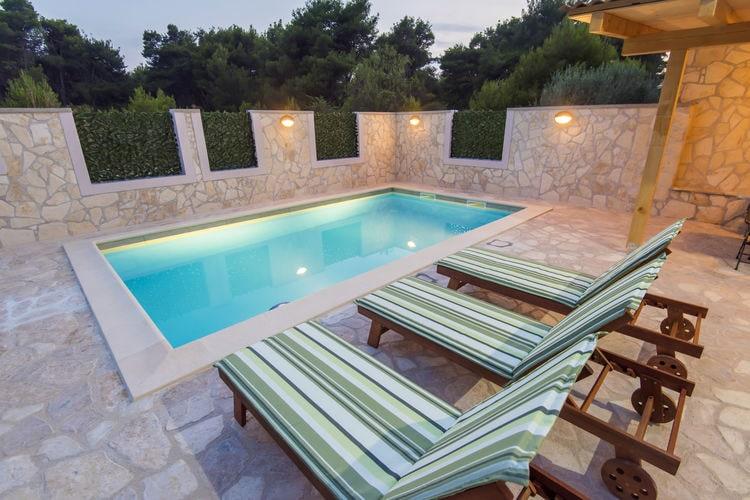 Villa Kroatië, Dalmatie, Zadar Villa HR-00013-16