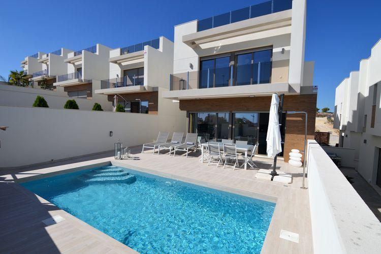 Villa Spanje, Costa Blanca, Orihuela Costa Villa ES-00017-25