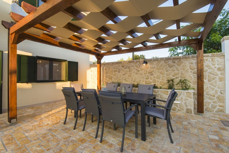 Vakantiewoning Kroatië, Dalmatie, Vinjerac Villa HR-00013-20
