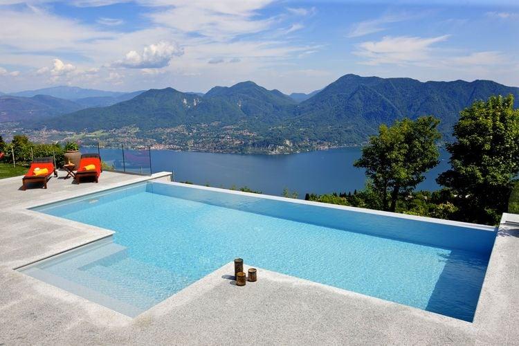 Villa Italië, Italiaanse Meren, Premeno Villa IT-28818-02