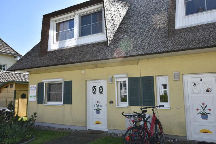 Appartement  met wifi  Börgerende  Ferienhaus Ostseebrise EG mit Infrarotsauna Terrasse und Garten