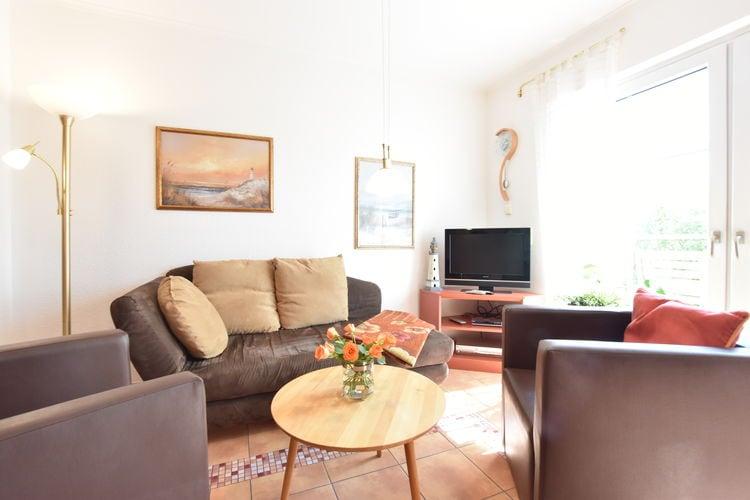 Duitsland | Ostsee | Appartement te huur in Borgerende   met wifi 2 personen