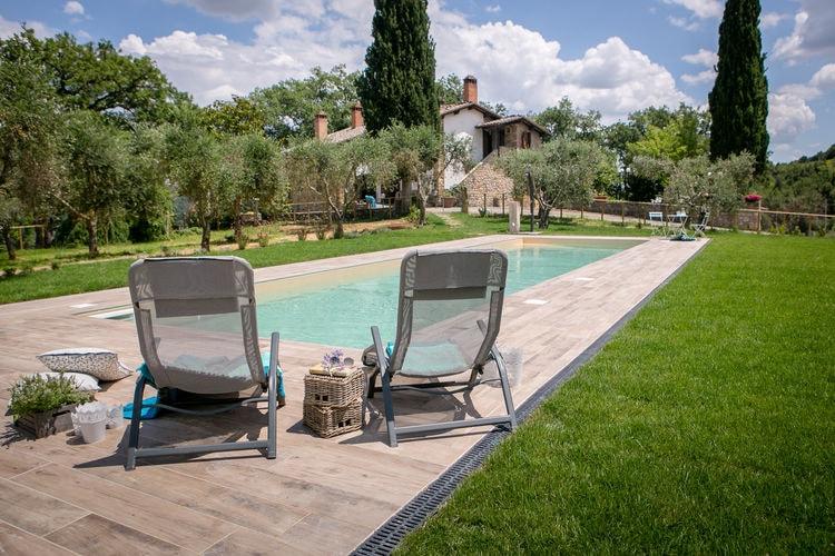 Villa met zwembad met wifi  Asciano  Villa Crete Senesi