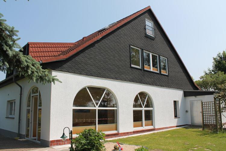 Appartement  met wifi  Kuhlungsborn-OstseebadKühlungsborn Kleckerburg XL 2 bis 9 Personen