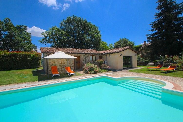 Vakantiehuizen Italie | Umbrie | Villa te huur in San-Venanzo met zwembad  met wifi 10 personen