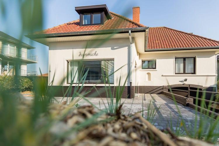 Vakantiehuizen Koksijde te huur Koksijde- BE-8670-129  nabij Strand met wifi te huur