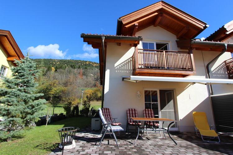 Oostenrijk | Kaernten | Villa te huur in Kotschach-Mauthen met zwembad  met wifi 6 personen